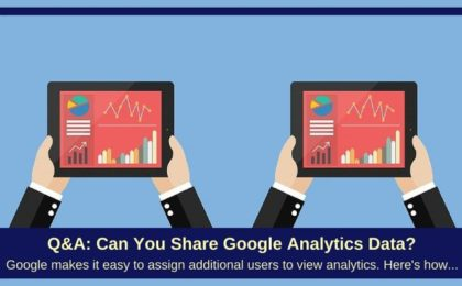 share analytics with multiple users