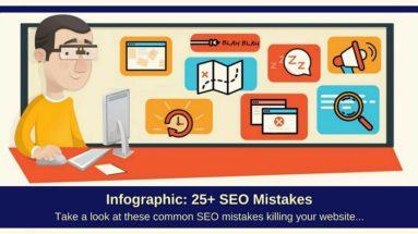Common SEO Mistakes