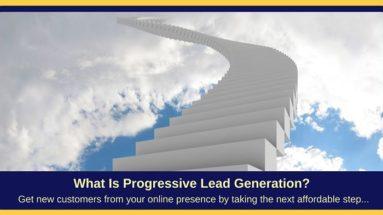 progressive lead generation