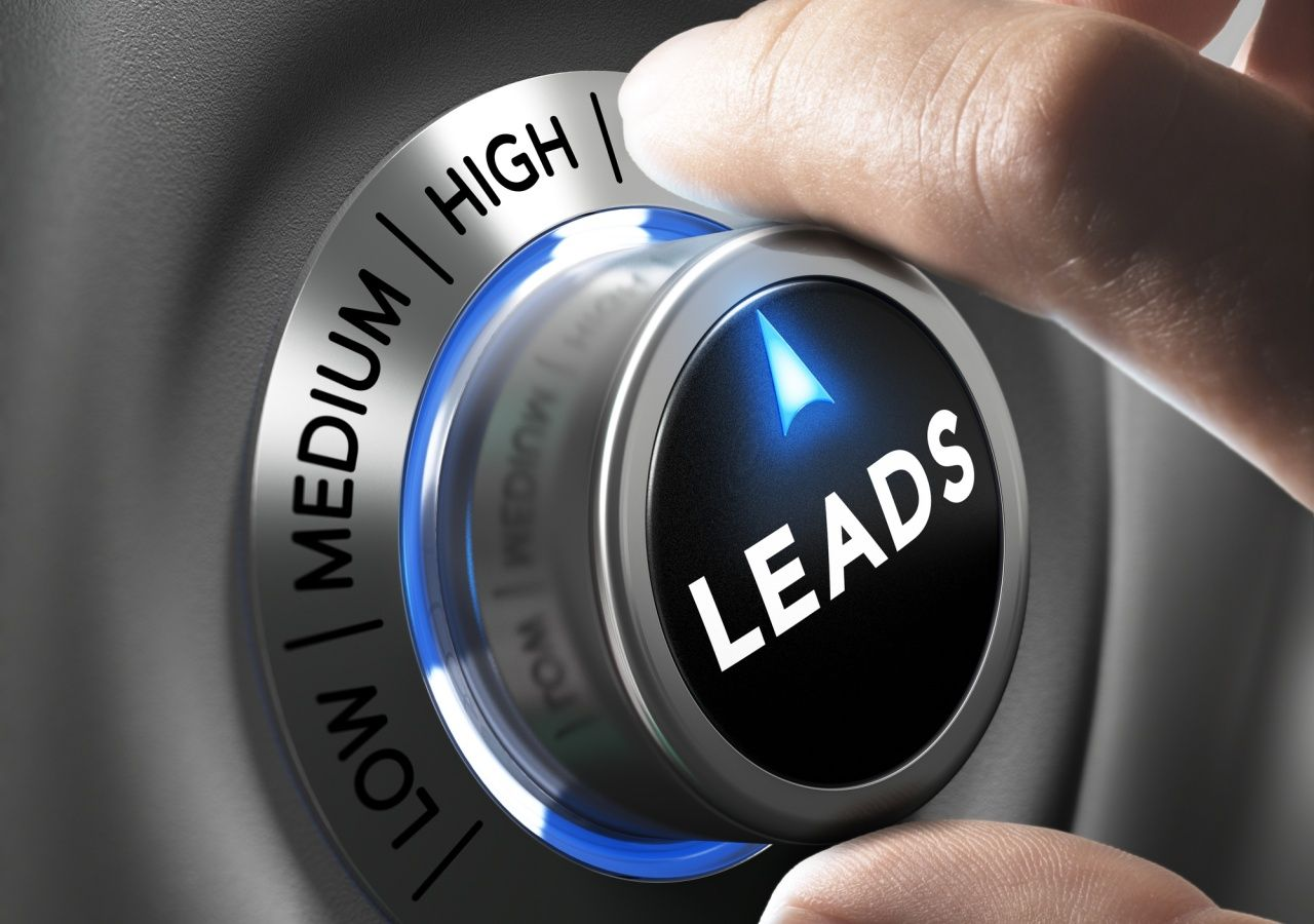 The Authority Visibility System™<br>Generates Leads